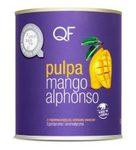 Mangopüree Alphonso ilma lisatud suhkruta