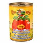 Kooritud San Marzano DOP tomatid